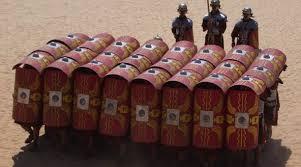Roman 3 3 Important Roman Military Tactics History Hit