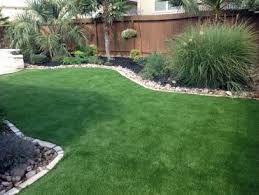 California Designs Turf Agoura Grass Grass Cat Backyard