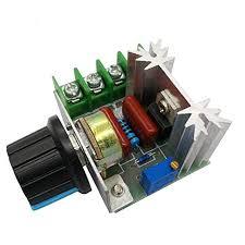 HiLetgo 2000W PWM AC Motor Speed Control ... - Amazon.com