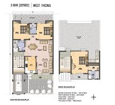 home plan 30 x 60 30 60 house plan india 30 60 west facing north