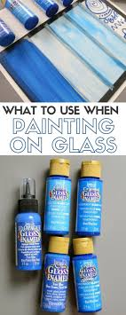 True Blue Paint Color Best 25 Paint For Glass Ideas That You Will Like On Pinterest