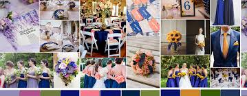 Royal blue is such a classic color for a wedding and for years brides have  stayed away searching for something different and unique, however like most  trend ...