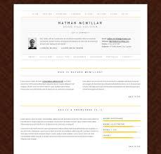 Minimalme Minimal Html Cv Resume Template