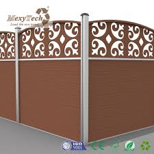 china europe style garden fencing edging carved wpc fence china wpc fence garden fencing