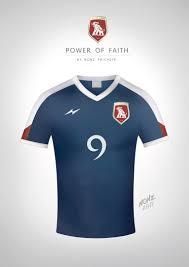 Football Shirt Designs Thailand Football Shirt Design By Mr Nonz Football Shirt