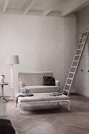 Wallpaper Camarque Grey White Behang Camarque Grijs Wit Bn