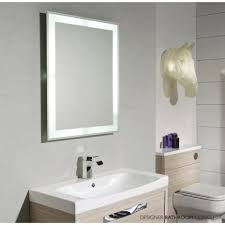 lighted bathroom mirrors home bathroom contemporary bathroom. Bathroom: Modern Bright Bathroom Design Ideas For Small Space In Lighting Along With Amber Vanity Feats Square Mirrors, Drum Wall Lamp Lighted Mirrors Home Contemporary C