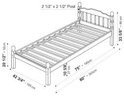 twin size bed measurements size mattress dimensions on perfect twin bed  dimensions alluring twin bed dimensions