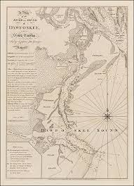 Historical Nautical Charts For Sale Gullah Mitchelville History Nautical Chart Historical