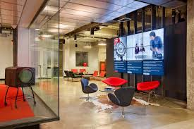 thechive austin office. Originally Built As The Home (offices) Of Texas Medical Association In 1952 Interior This 30,000 Square Foot Building Was Renovated To Serve Thechive Austin Office