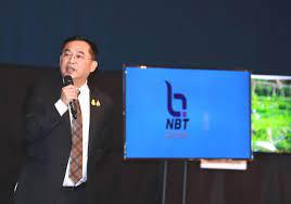 รัฐบาลไทย-ข่าวทำเนียบรัฐบาล-รมต.นร ตรวจเยี่ยมให้กำลังใจเจ้าหน้าที่ NBT  ปฏิบัติงานถ่ายทอดสดกิจกรรมเฉลิมพระเกียรติ 5 ธันวาคม  เชื่อมีความพร้อมสูงในการทำหน้าที่เป็นศูนย์กลางควบคุมการออกอากาศส่งสัญญาณทั่วประเทศ