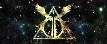 3440x1440 Harry Potter Deathly Hallows ...