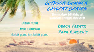 Outdoor Summer Concert Series - Ava Hanson | Explore Minnesota