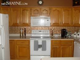 Small Picture Kitchen Design With Oak Cabinets Markcastroco