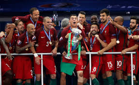 Portugal Stuns Host France to Win Soccer Euro 2016