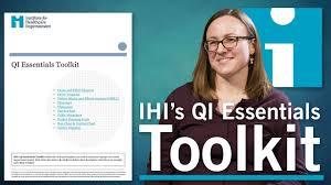 Institute For Healthcare Improvement Quality Improvement