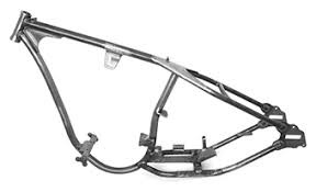 harley davidson special order big twin frames from paughco