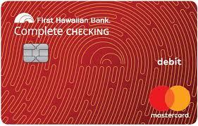plete checking debit mastercard