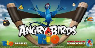 Angry Birds Rio Game Online