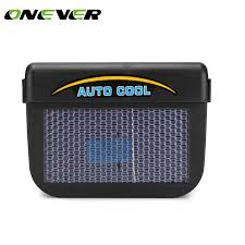 car window air conditioner. onever solar sun power mini air conditioner for car window auto vent cool fan