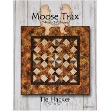 Tie Hacker - Antler Quilt Design, LLC. &  Adamdwight.com