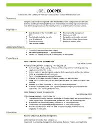 International Sales Representative Sample Resume Inside Sales Representative Resume Samples Resume Papers 11
