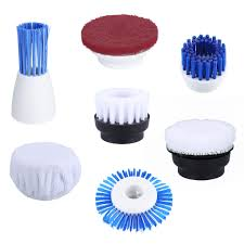 Handheld Electric Power Scrubber Brush Cleaning Bathroom Kitchen ...