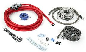 all about subwoofers Rockford Fosgate Wiring Harness rockford fosgate rfk4x rockford fosgate amplifier wiring harness