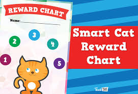 Reward Chart Smart Cat Student Awards Classroom Games