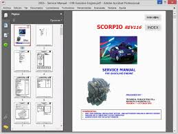 mahindra scorpio workshop service repair manual wiring mahindra%20scorpio%20 %20workshop %20service %20repair%20manual