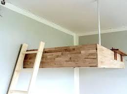 Floating loft bed Medium Size Floating Bunk Bed Design Cute Design Loft Bed For Adults Features Natural Brown Wooden Loft Bed Sitedemoinfo Floating Bunk Bed Design Sitedemoinfo
