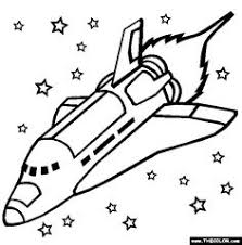 Small Picture rocket coloring page for preschool 365 Days of Healthy Family