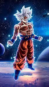 Goku upper instinct, anime, dbs, HD ...