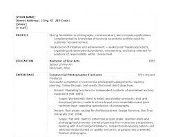 Resume For Photography Job Resume For Photography Job Physic