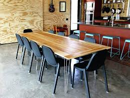Dining Room Tables Los Angeles Impressive Decoration