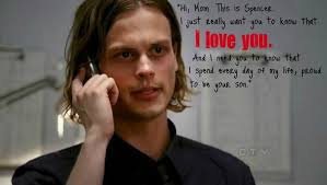 Quote by: Dr. Spencer Reid From: Criminal Minds Episode ...