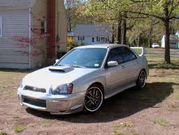 2005 Subaru Impreza WRX STI spec C related infomation ...