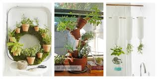Small Picture 30 Amazing DIY Indoor Herbs Garden Ideas
