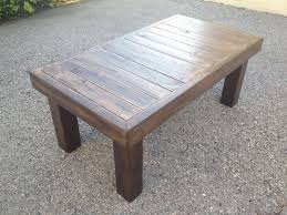 square coffee tables fresh 14 using a bench as a coffee table ideas of