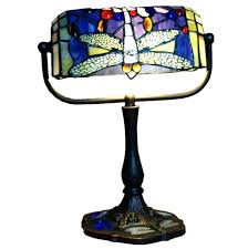 dragonfly stained glass lamp dale floor lamp parts traditional dragonfly stained glass banker is also sometimes dragonfly stained glass lamp
