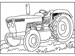 tractor color pages. Delighful Tractor Tractor Coloring Page Photos In Color Pages N