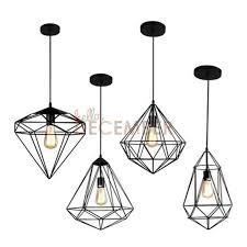 4 style vintage led cord pendant lights industrial metal adjustable led ceiling pendant lamps e26 e27 base pendant lighting parts plug in pendant lighting