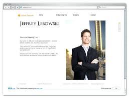 create a resume website online homepage create resume website
