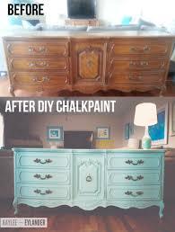 Furniture Diy Chalk Paint Furniture Artistic Color Decor Fancy
