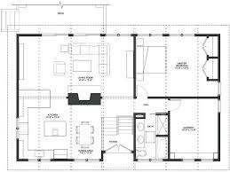 Kitchen And Dining Room Plans