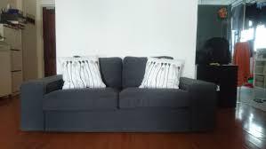 ing used ikea kivic sofa furniture