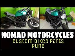 pune custom bike modification in cheap nomad motorcycles bar