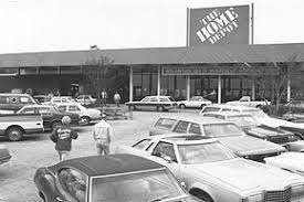 images home depot. One Of The First Home Depot Stores In Atlanta Area 1979. Images T