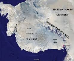 antarctic ice sheet growing geologist dr don easterbrooks new paper the west antarctic ice