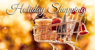 Image result for holiday shopping